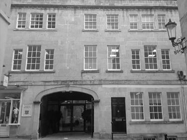 4 Queen Street, Bath, BA1 1HE