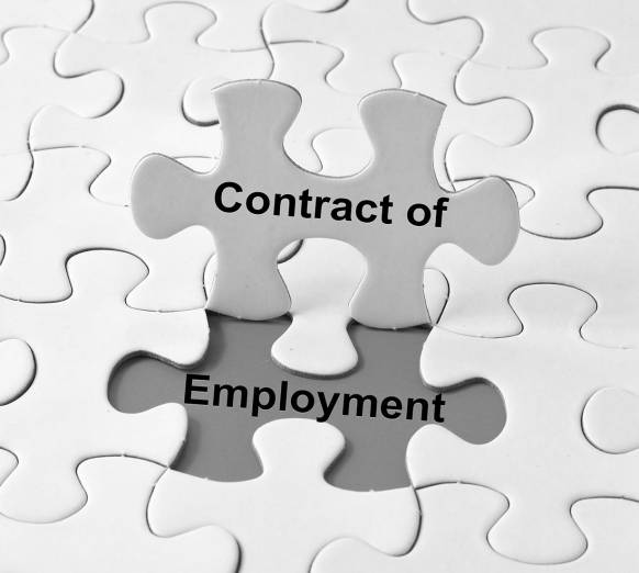 Unilateral variation of employment contracts